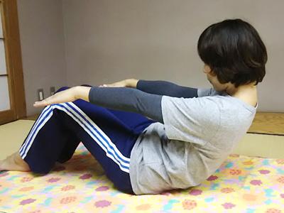肩甲骨を常に意識したり、姿勢や体の左右のバランスを気にするようになりました 画像